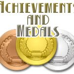 Achievements & Medals
