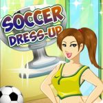 Soccer Dress Up